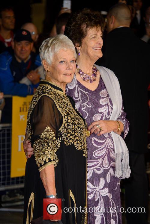 Dame Judi Dench and Philomena Lee 10