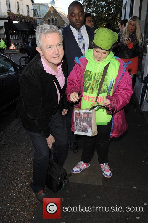 Louis Walsh and Tania Mcintosh 2