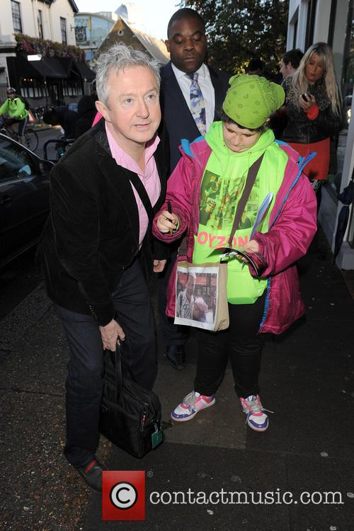 Louis Walsh and Tania Mcintosh 3