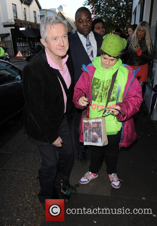 Louis Walsh and Tania Mcintosh 10