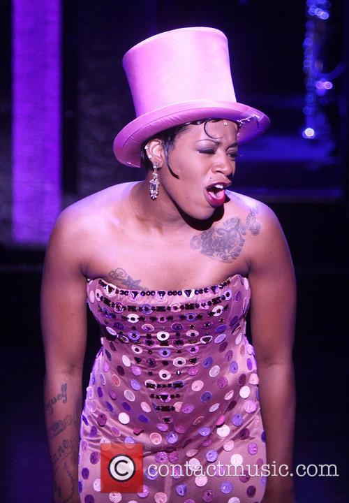 Fantasia Barrino, Brooks Atkinson Theatre,