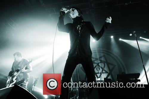 Ville Valo and Him 6