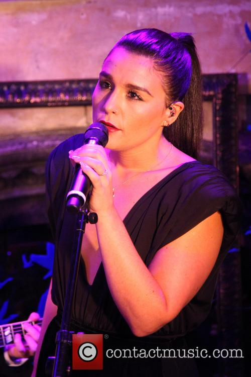 Jessie Ware Performs At Grey Goose Speakeasy