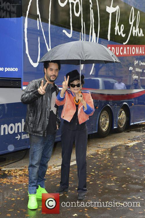 adel tawil yoko ono john lennon education bus 3909501