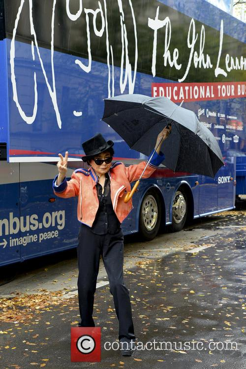 John Lennon Education Bus Conference