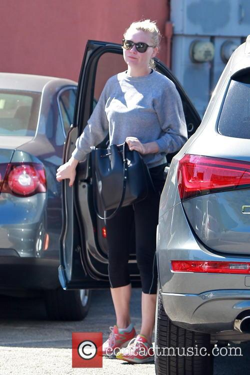 kirsten dunst kirsten dunst at the gym 3909381
