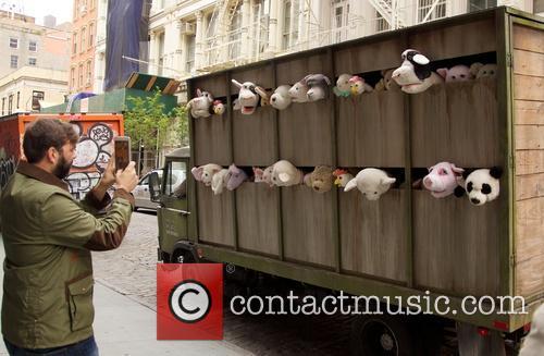 Banksy Sheep