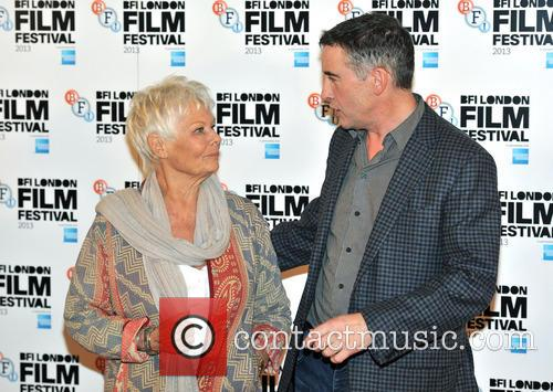Dame Judi Dench and Steve Coogan 10