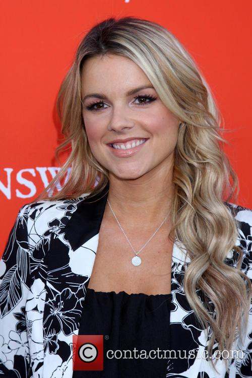 Ali Fedotowsky, Hollywood Forever Cemetary
