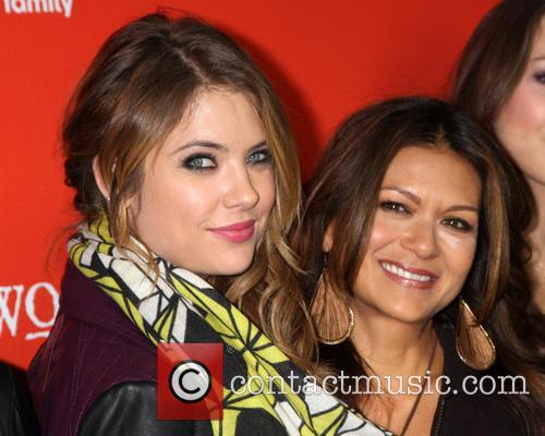 Ashley Benson and Nia Peeples 5