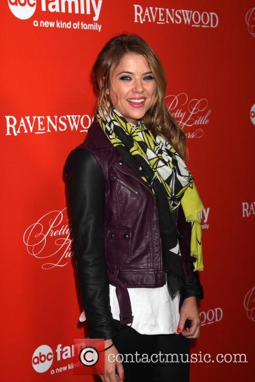 ashley benson pretty little liars halloween screening 3908393
