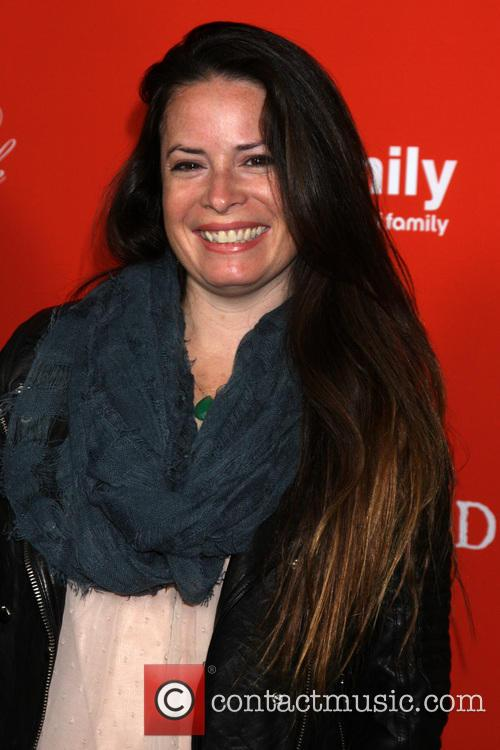Holly Marie Combs, Hollywood Forever Cemetary