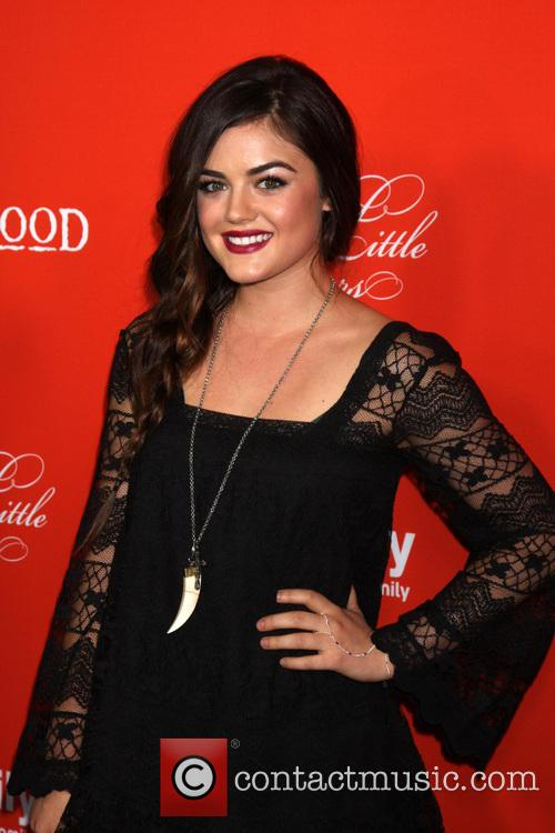 Lucy Hale, Hollywood Forever Cemetary