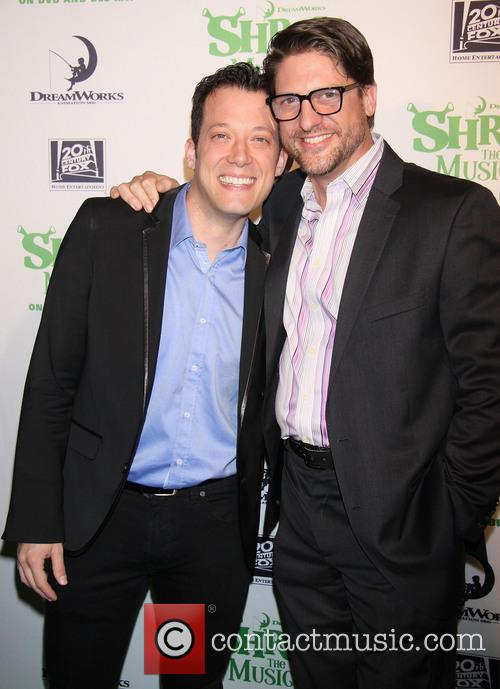 John Tartaglia and Christopher Sieber 3