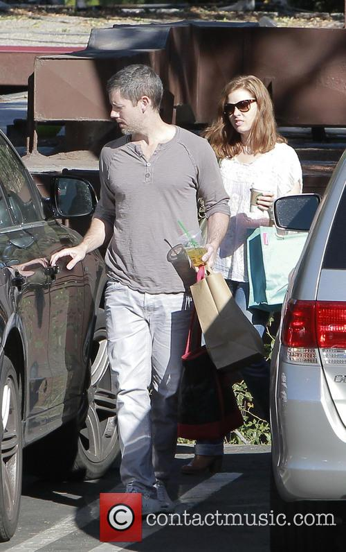 Darren LeGallo and Amy Adams 1