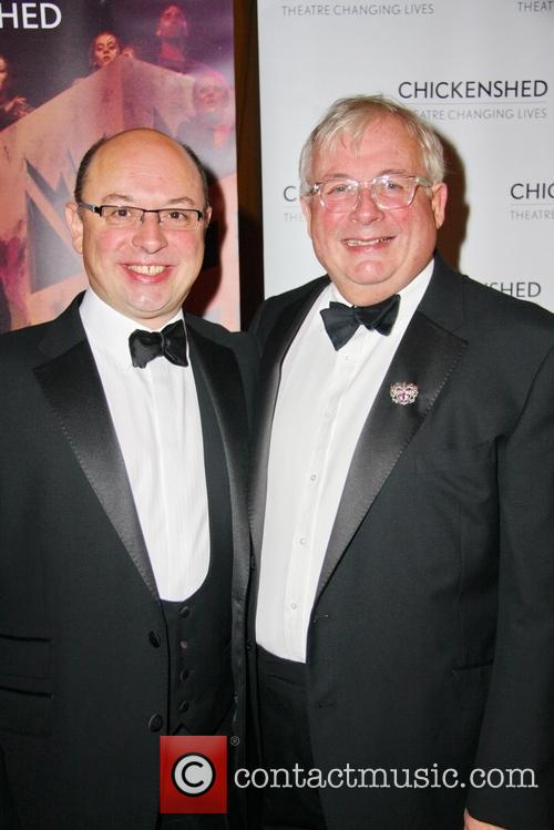 Neil Sinclair and Christopher Biggins 1