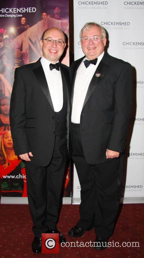 Neil Sinclair and Christopher Biggins 2