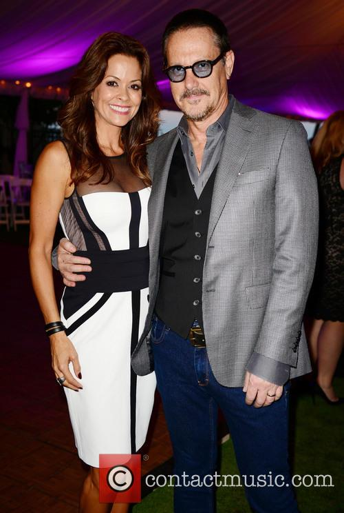 Brooke Burke and David Brady 2