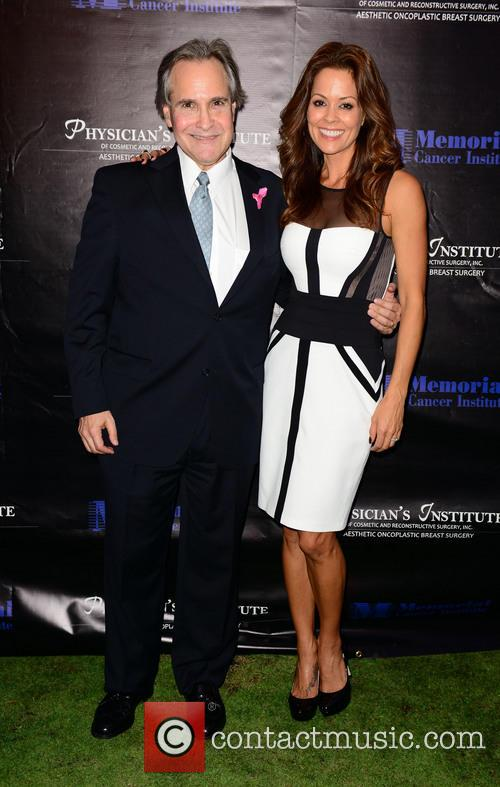 Dr. Jay Orringer and Brooke Burke 2