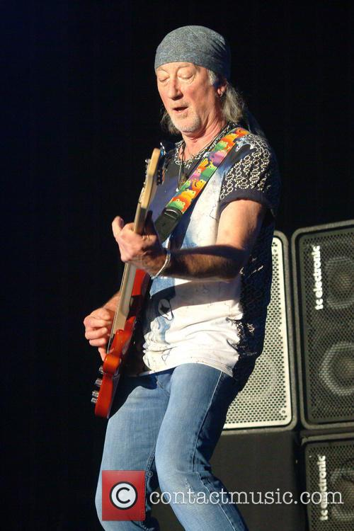 Deep Purple and Roger Glover 4