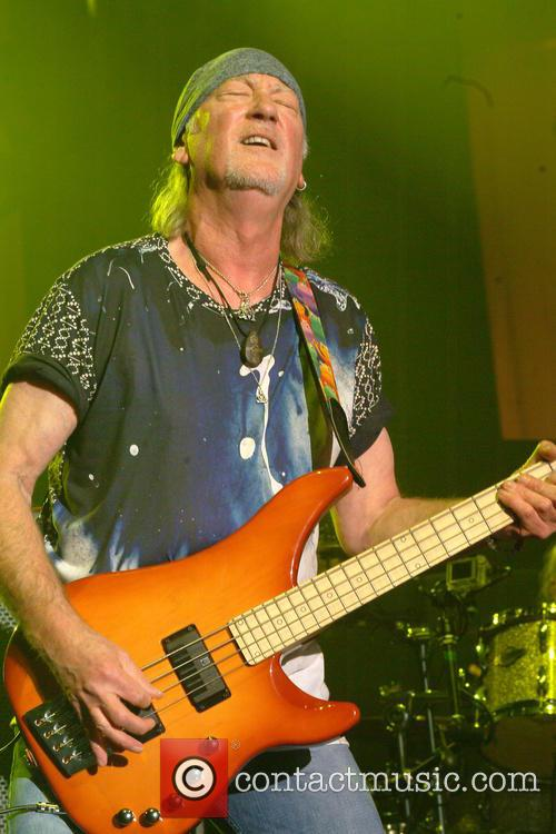 Deep Purple and Roger Glover 1