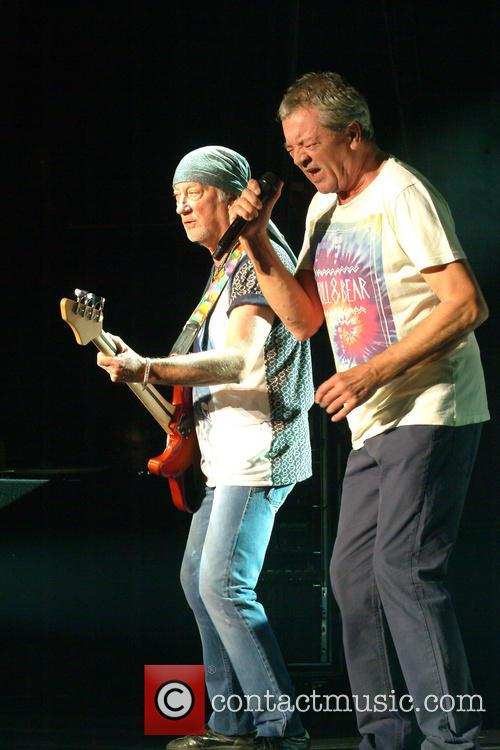 Roger Glover and Ian Gillan 2