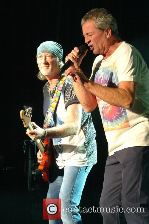 Roger Glover and Ian Gillan 1