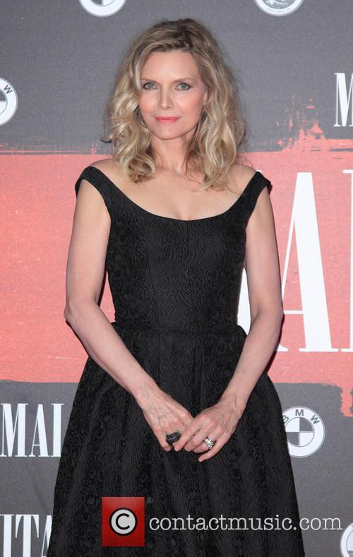 Michelle Pfeiffer, Malavita French Premiere