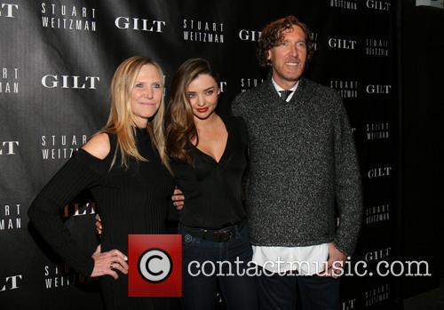 Susan Duffy, Miranda Kerr and Wayne Kulkin 1