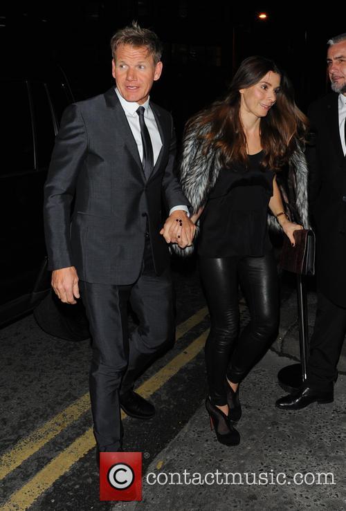 Gordon Ramsay and Tana Ramsay 3