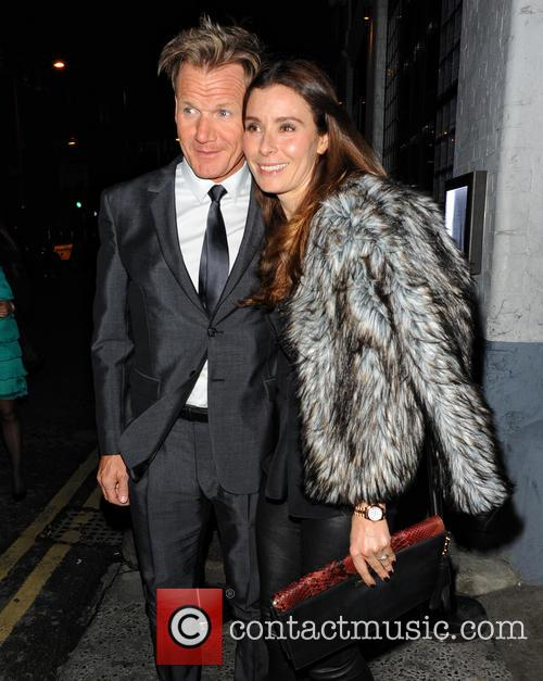 Gordon Ramsay and Tana Ramsay 5