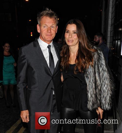 Gordon Ramsay and Tana Ramsay 8