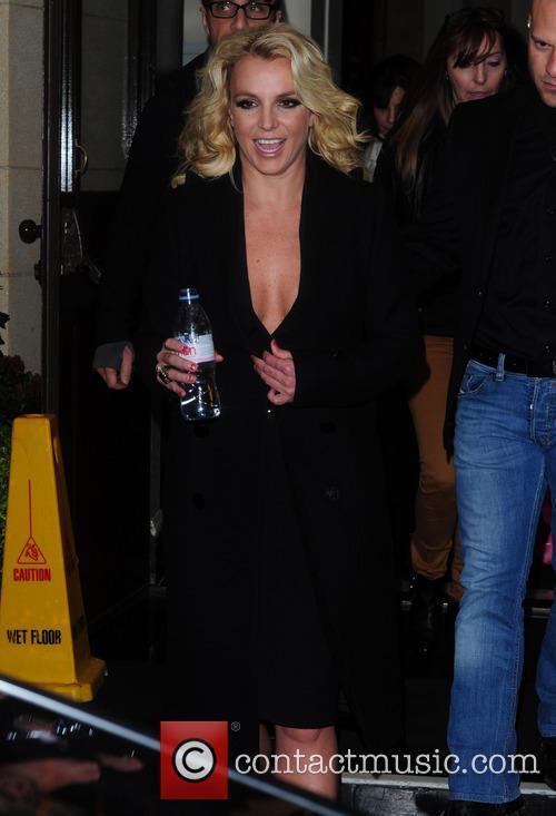Britney Spears, London