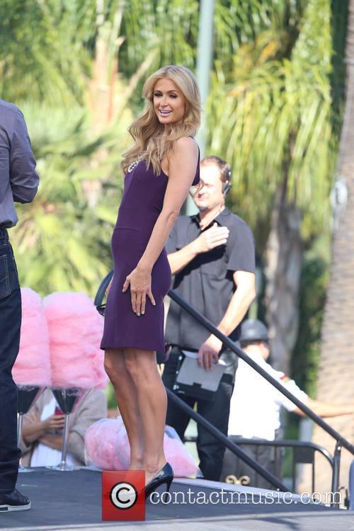 Paris Hilton, Universal Citywalk