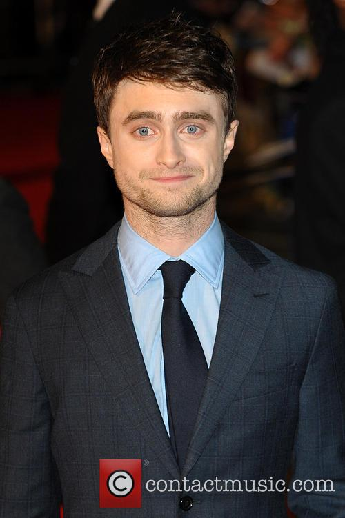 Daniel Radcliffe, Kill Your Darlings Premiere