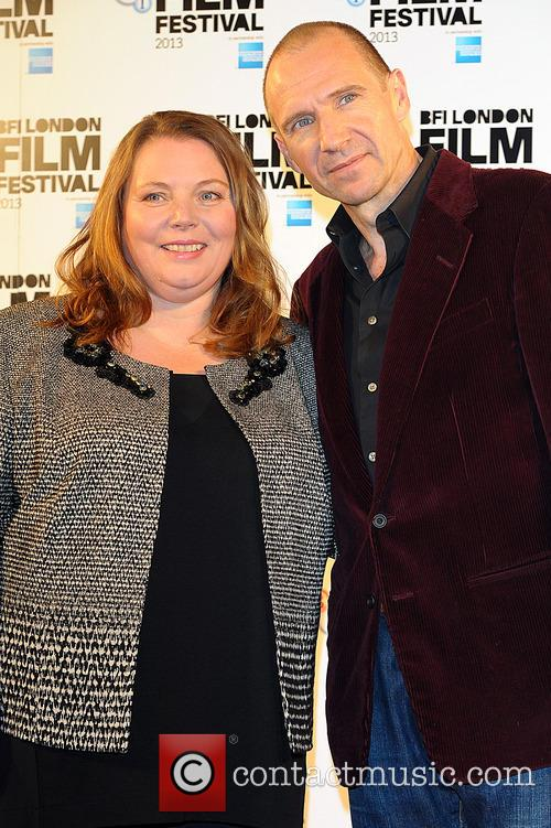 Ralph Fiennes and Joanna Scanlan 2