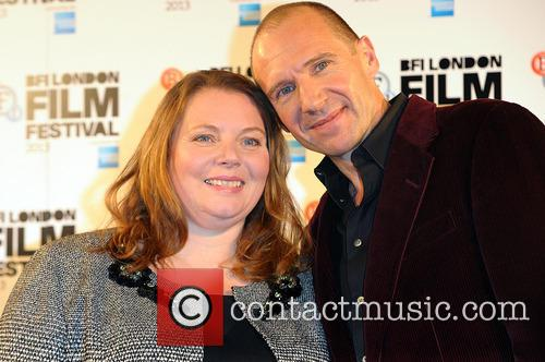 Ralph Fiennes and Joanna Scanlan 4
