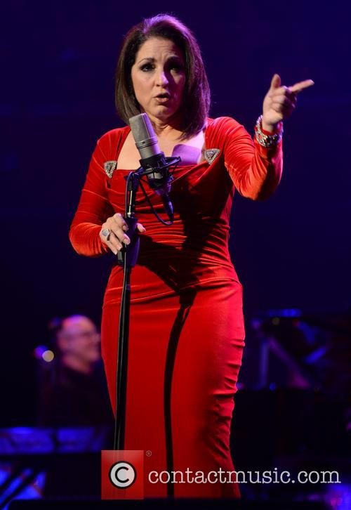 Gloria Estefan perform at Royal Albert Hall