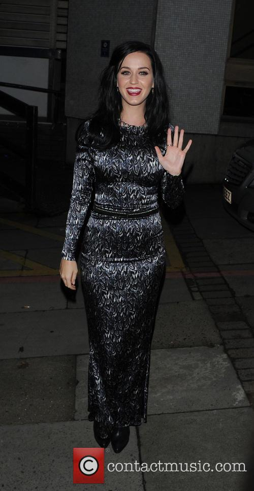 Katy Perry, ITV Studios London