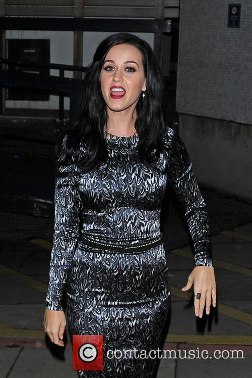 Katy Perry Itv Studios London