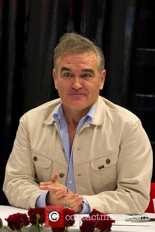 Morrissey, Autobiography Signing