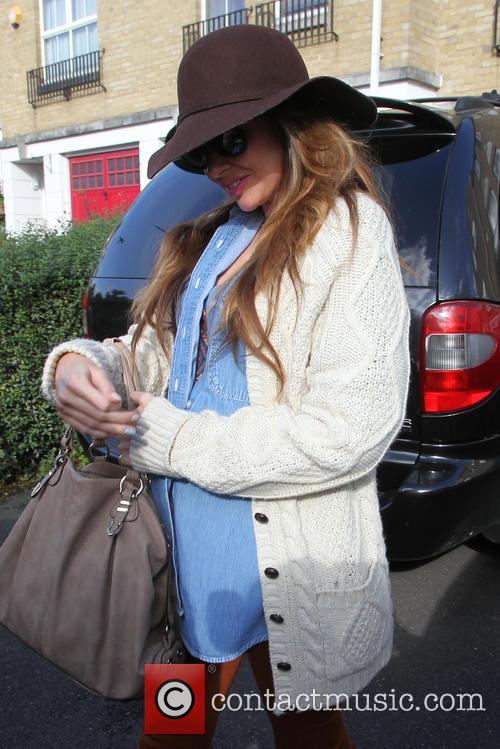 Nadine Coyle leaves