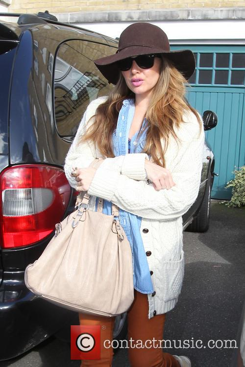 Nadine Coyle leaves