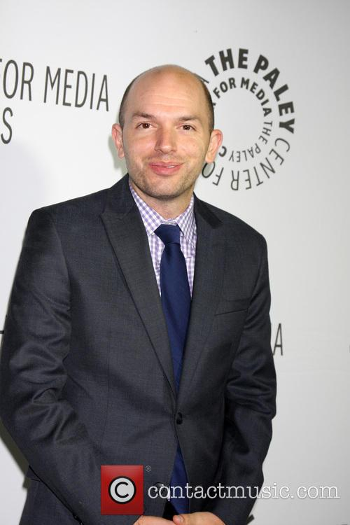 Paul Scheer, 21st Century Fox Lot