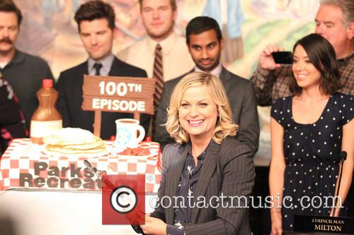 NBC hit television show Parks And Recreation 100...