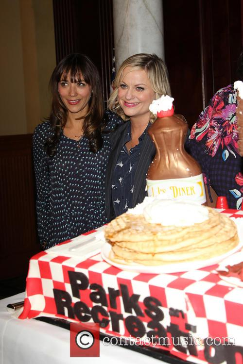 Amy Poehler and Rashida Jones 2