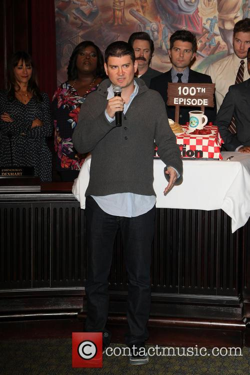 michael schur nbc hit television show parks 3909885