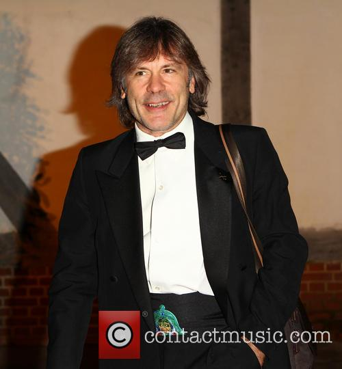 bruce dickinson shakespeares globe gala dinner arrivals 3910705
