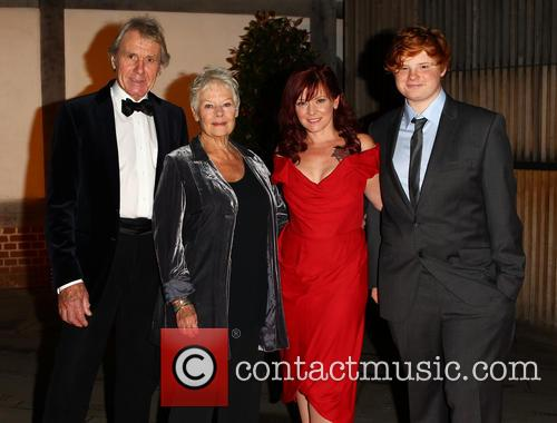 Dame Judi Dench, David Mills, Finty Williams, Sam Williams, Shakespeare's Globe