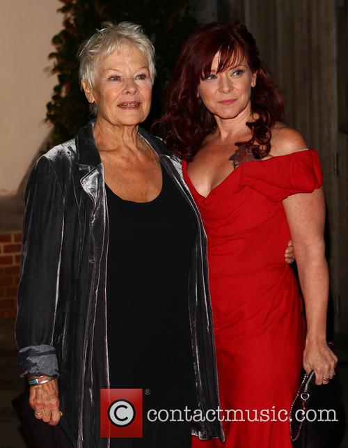 Dame Judi Dench and Finty Williams 4